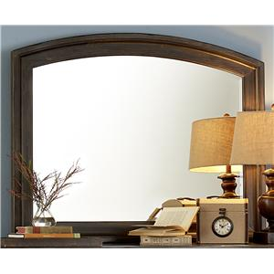 Mirror for Dresser made of Solid Wood