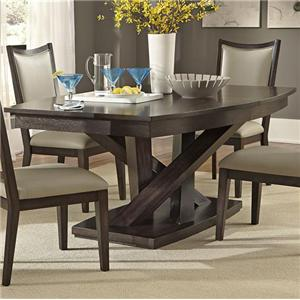Liberty Furniture Southpark Rectagle Pedestal Dining Table