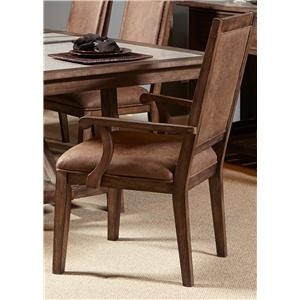 Liberty Furniture Stone Brook Upholstered Arm Chair