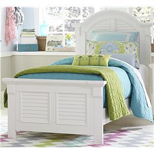 Vendor 5349 Summer House Full Panel Bed