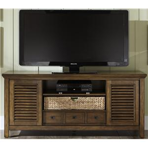 Liberty Furniture Summerhill II Entertainment TV Stand