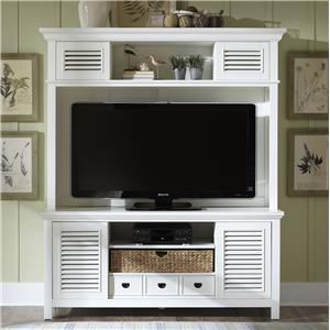 Liberty Furniture Summerhill Entertainment Center