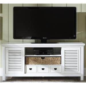 Liberty Furniture Summerhill Entertainment TV Stand