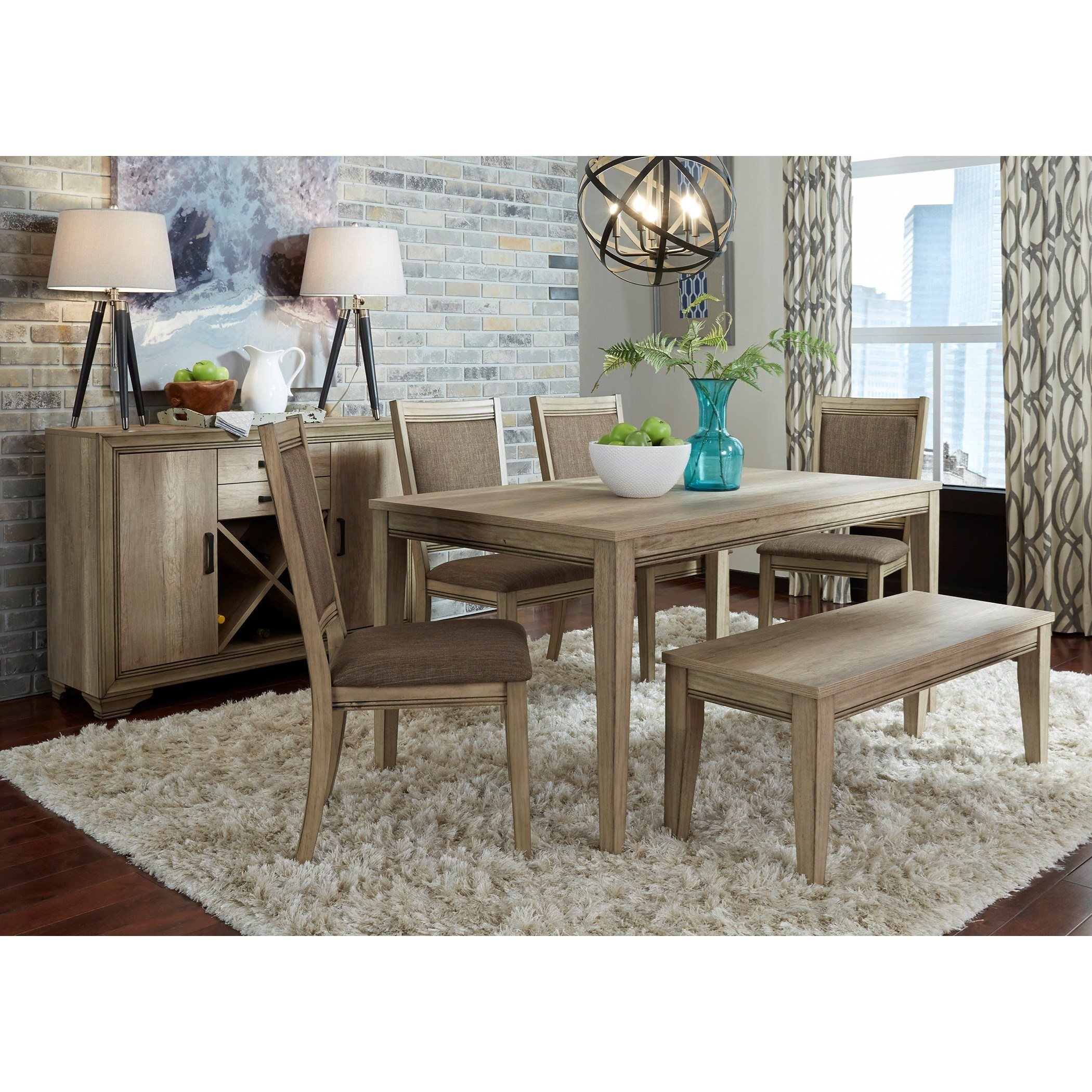 Dining Room Group By Liberty Furniture Wolf Furniture
