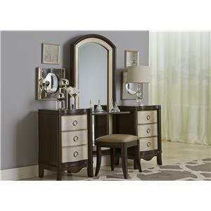 Liberty Furniture Sunset Boulevard Vanity