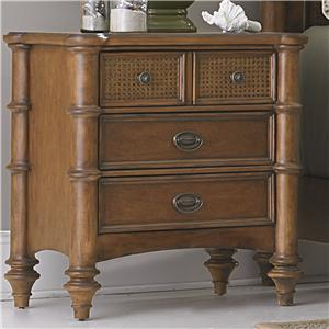 Liberty Furniture Sunset Key Night Stand