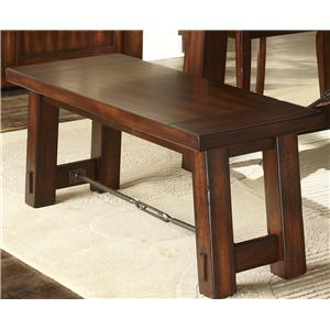 Liberty Furniture Tahoe Backless Dining Bench