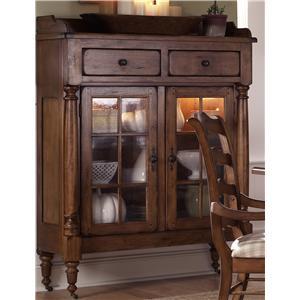 Vendor 5349 Treasures  Display Cabinet