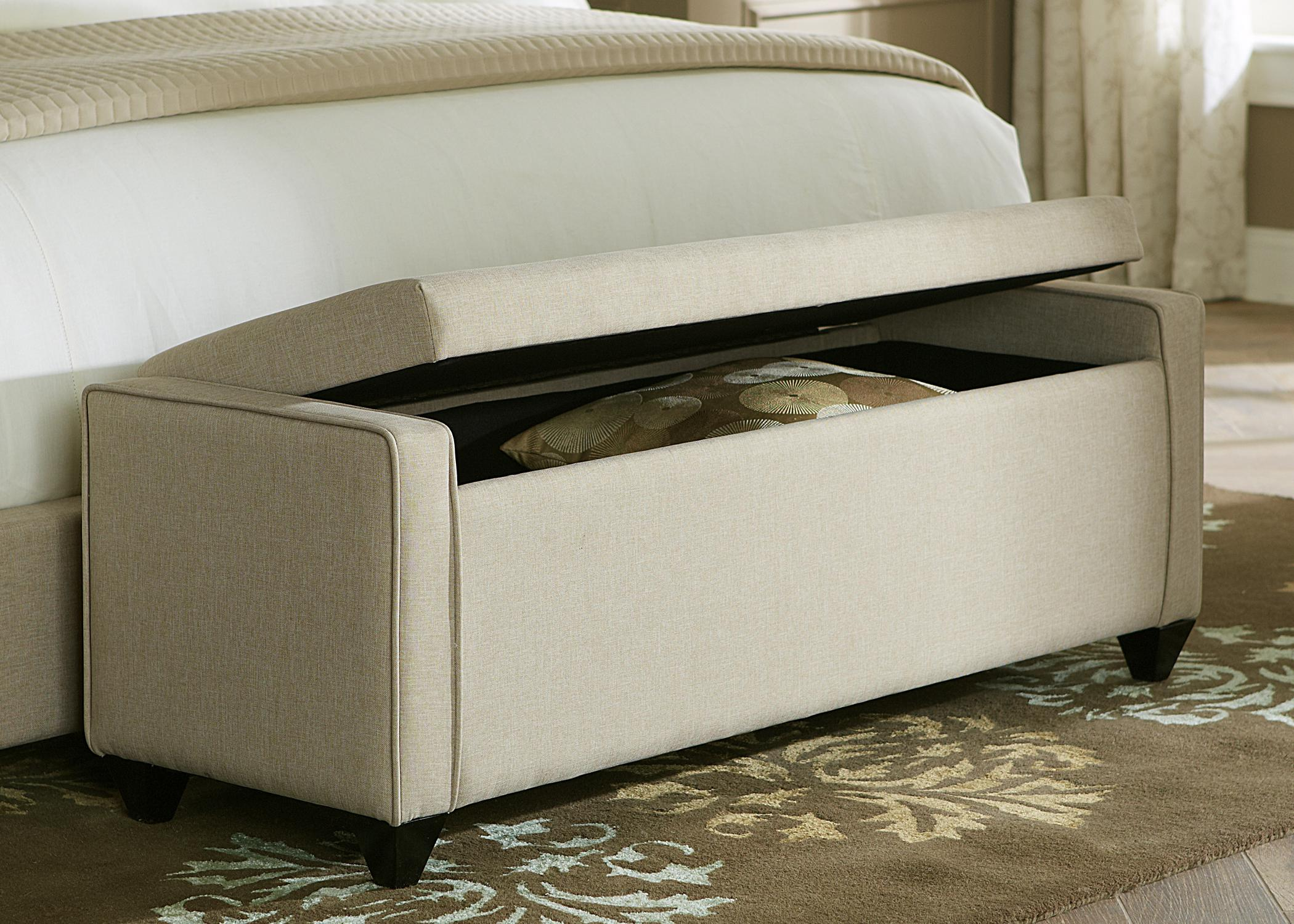 Lift Top Bed Bench by Liberty Furniture | Wolf and Gardiner Wolf ...