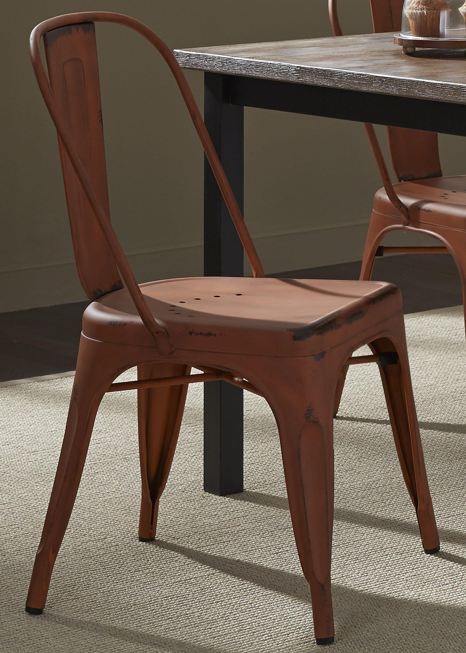 Bow Back Dining Side Chair by Liberty Furniture – Liberty Side Chair
