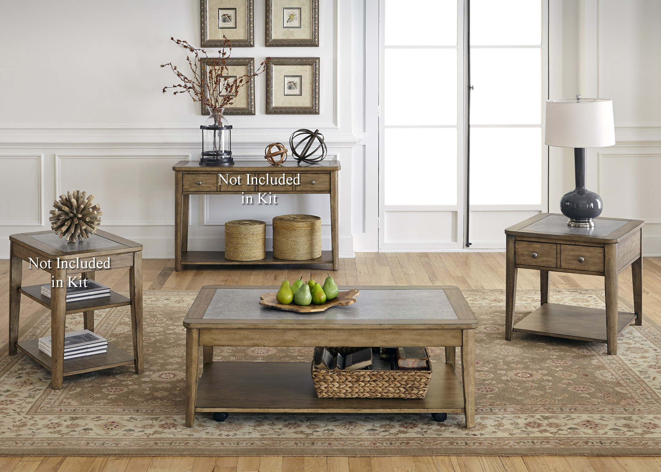 3 Piece Occasional Table Set by Liberty Furniture