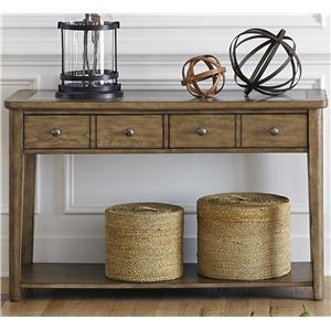 Vendor 5349 Weatherford  Sofa Table