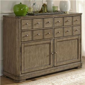Liberty Furniture Weatherford  Server