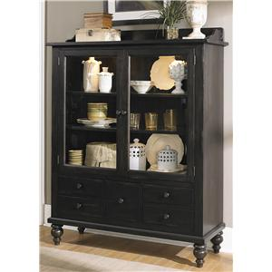 Liberty Furniture Whitney Display Cabinet