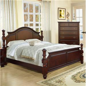 Lifestyle Trad Queen Bed