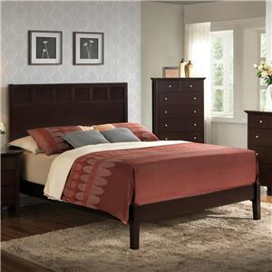 Lifestyle 5125 Queen Panel Bed