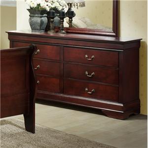 Lifestyle 5933A Dresser