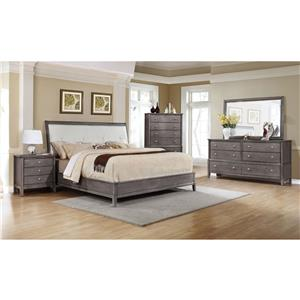 Lifestyle 7185A Queen Bed