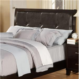 Lifestyle 9182 King Headboard