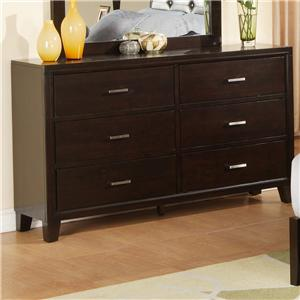 Lifestyle 9182 Dresser-STOCK ONLY!