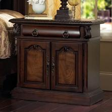 Lifestyle 9218 Bedroom Nightstand