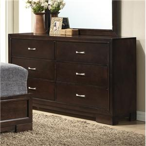 Lifestyle Bookie Dresser