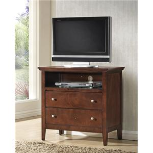 Lifestyle C3136A Bedroom Media Chest