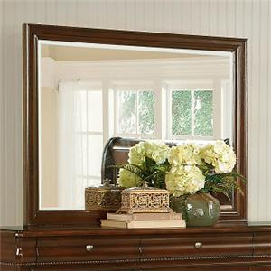 Lifestyle C4116A Beveled Mirror