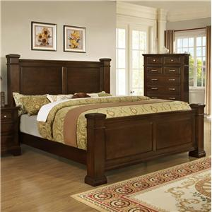 Lifestyle Timber Queen Bed