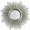 Lillian August Wood Maddox Mirror - Item Number: LA93341-01