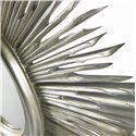 Lillian August Wood Maddox Sunburst Mirror