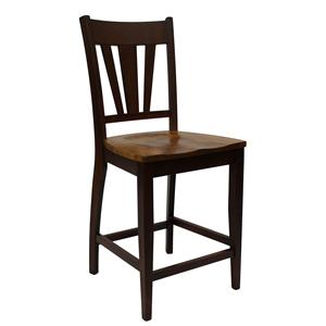 L.J. Gascho Furniture Linden Linden Counter Stool
