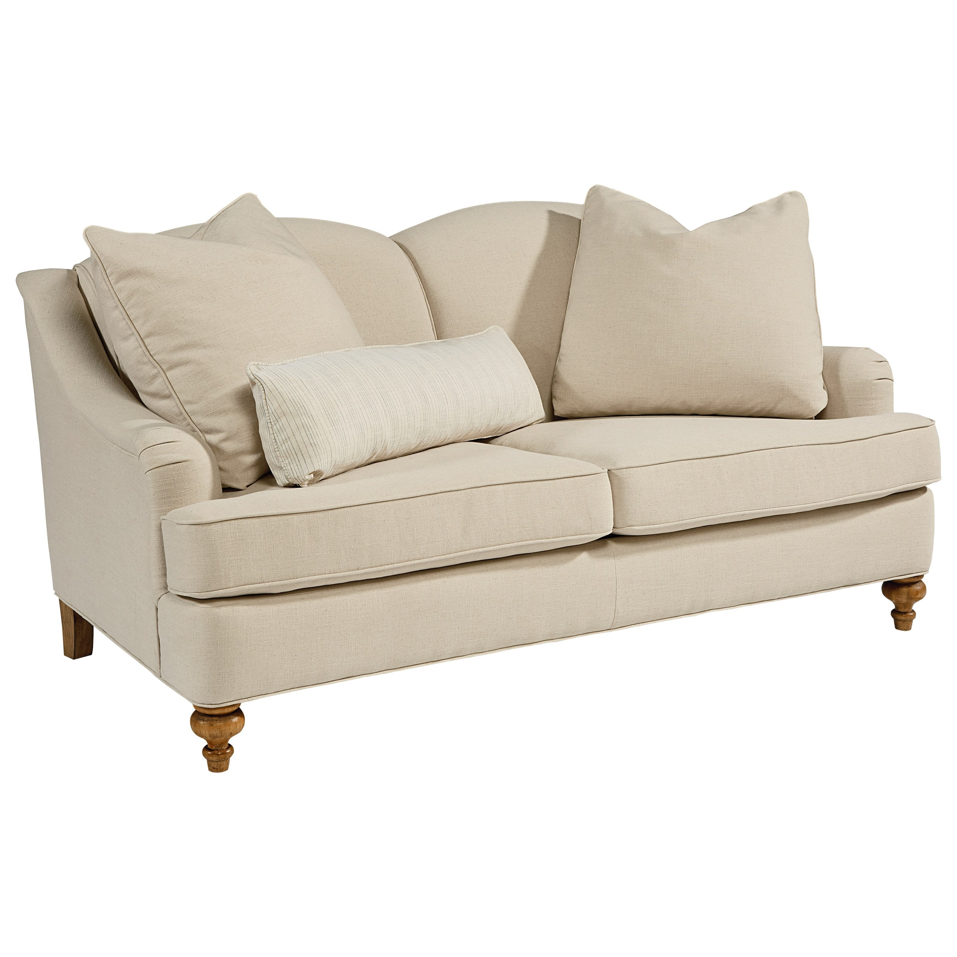 Loveseat By Magnolia Home By Joanna Gaines Wolf And Gardiner Wolf Furniture