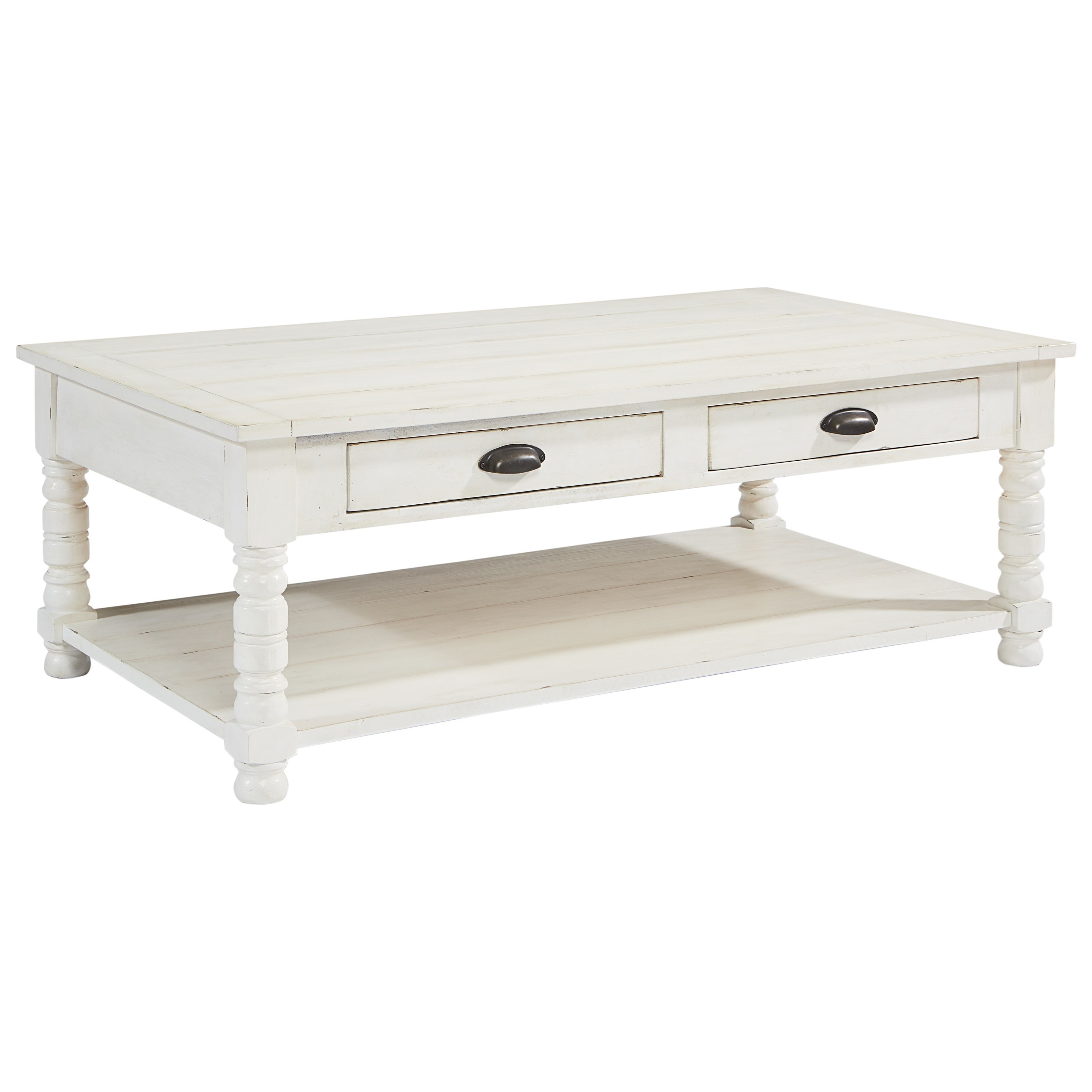 Bobbin Coffee Table by Magnolia Home by Joanna Gaines