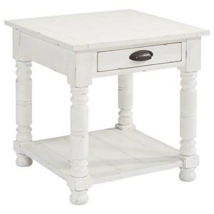 Bobbin Side Table