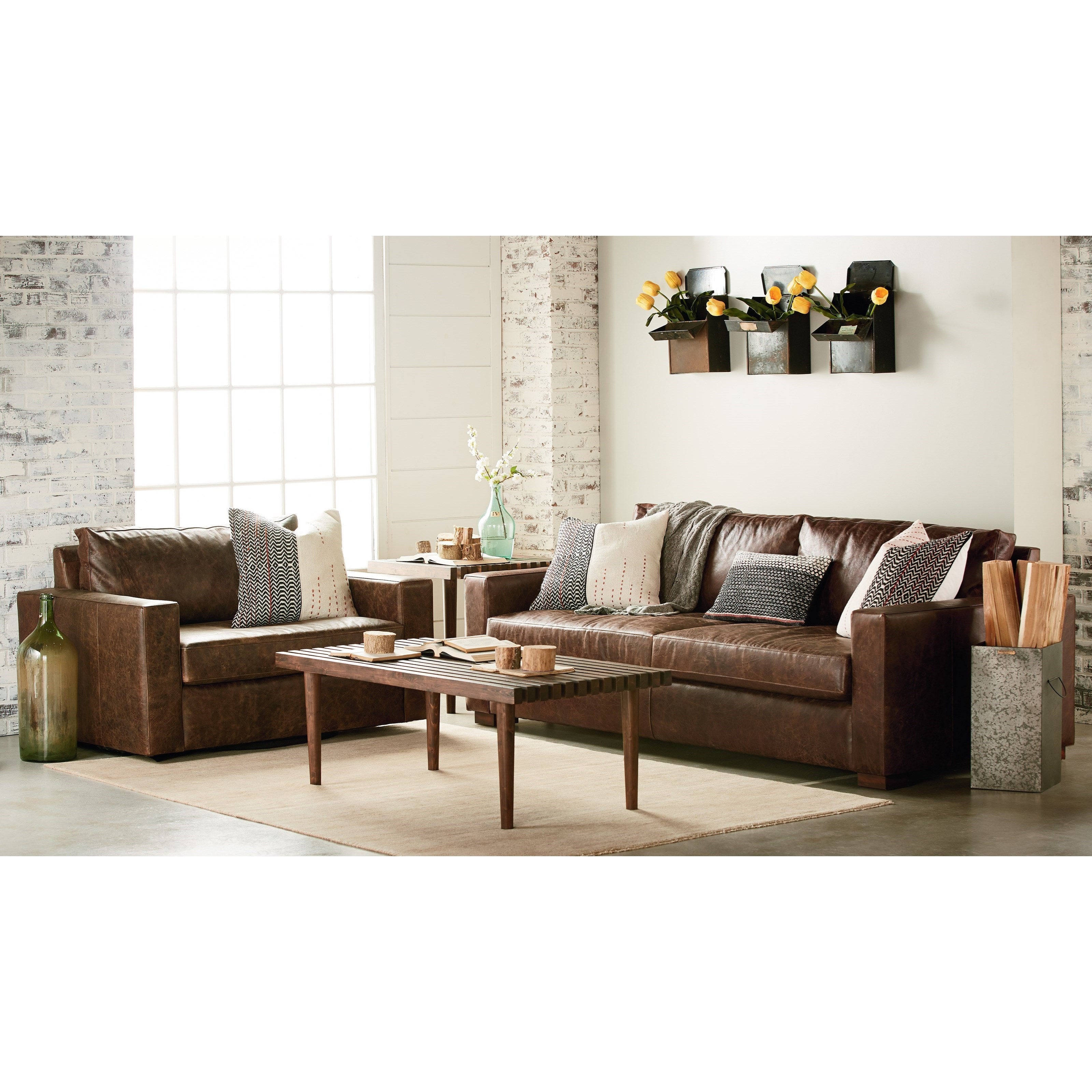 Living Room Group By Magnolia Home By Joanna Gaines Wolf And Gardiner Wolf Furniture