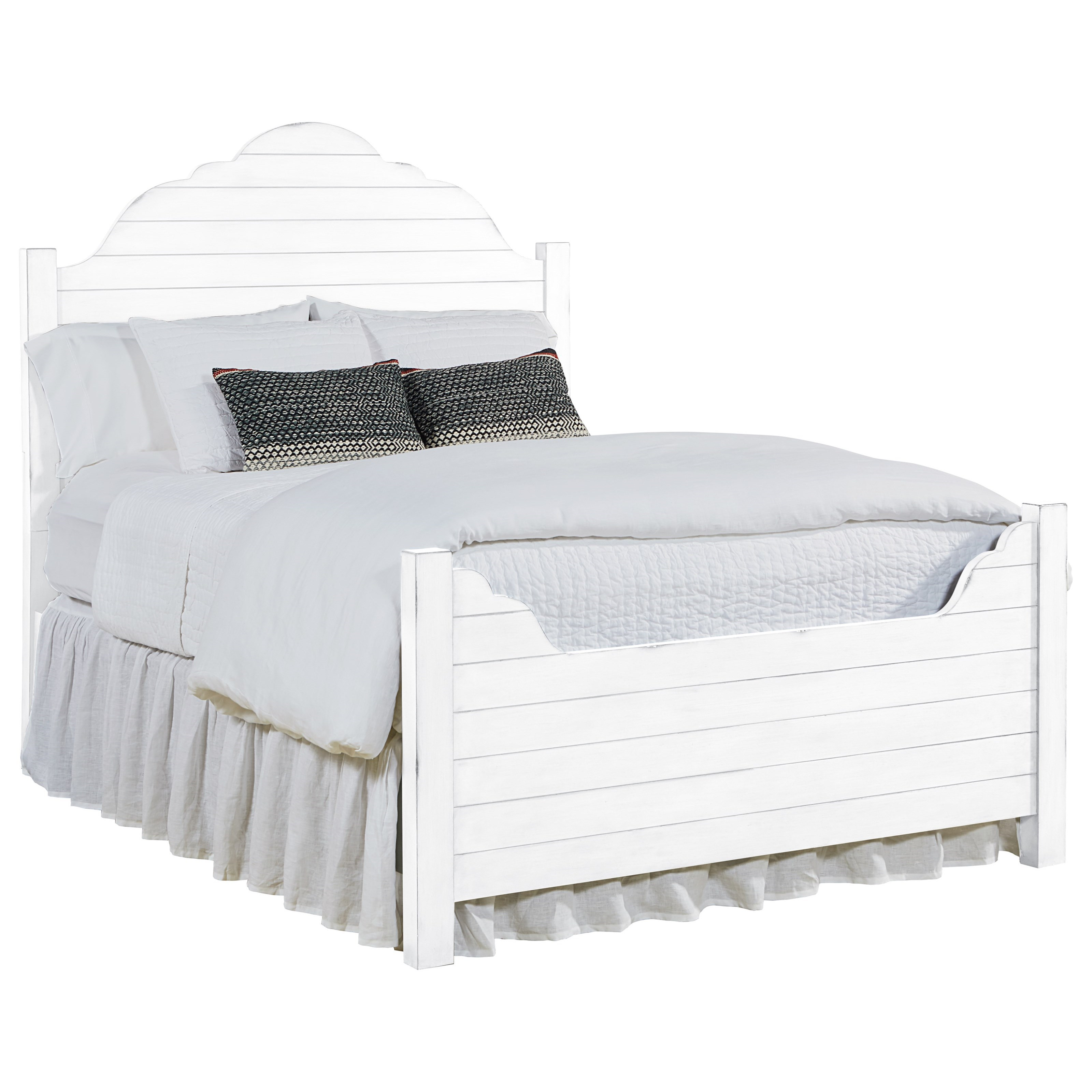 Shiplap Queen Headboard And Footboard