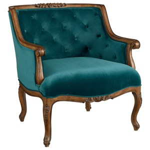 Bloom Upholstered Accent Chair