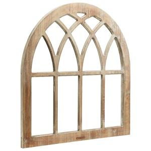 Window Frame Wall Décor