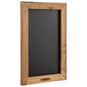 Small Rectangular Schoolhouse Blackboard