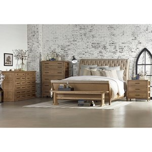 Camion King Bedroom Group