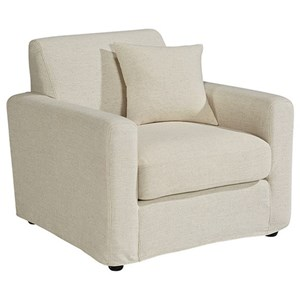 Benchmark Upholstered Chair