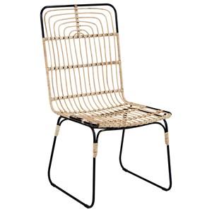 Entwine Rattan Side Chair