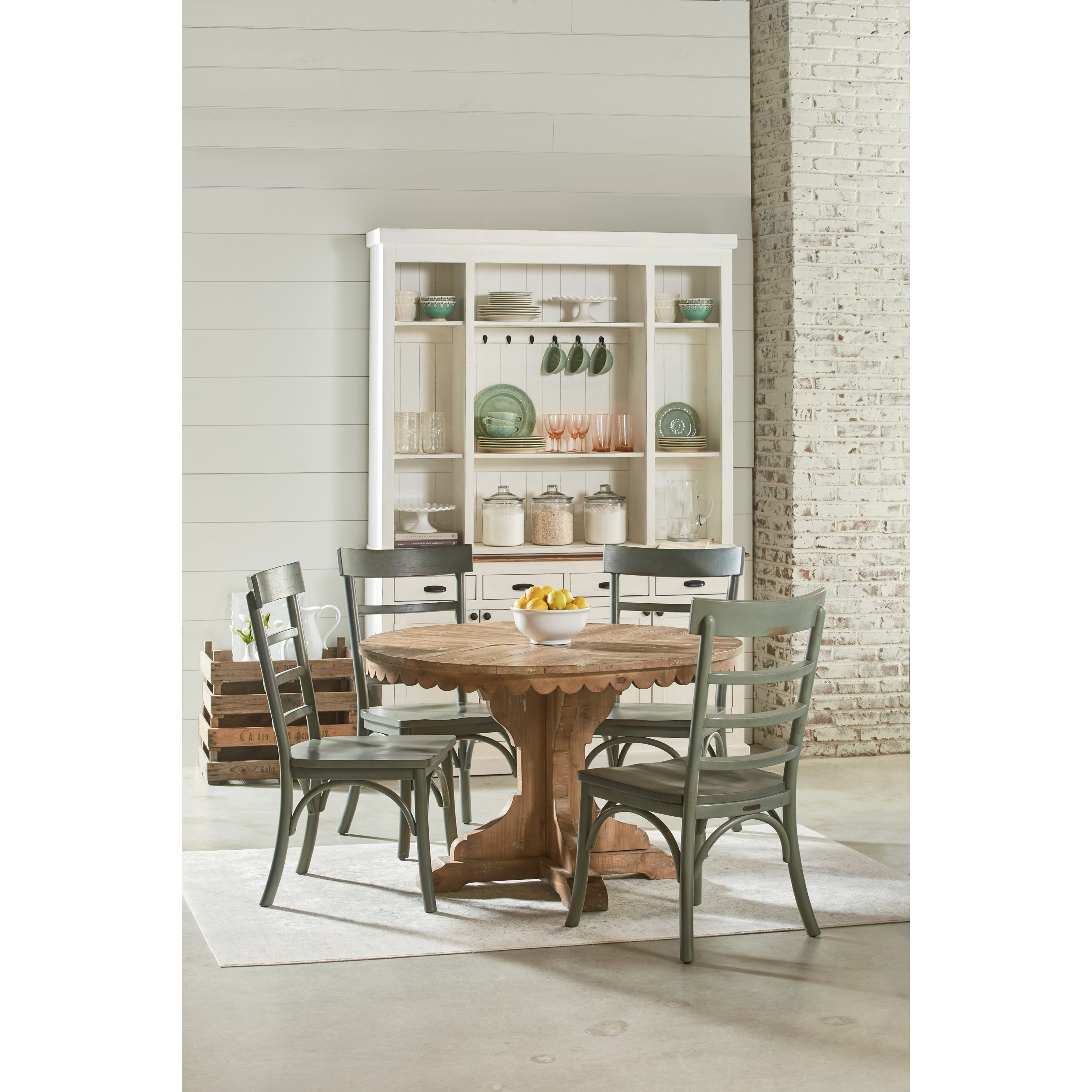 two tone baker u0027s pantry by magnolia home by joanna gaines wolf
