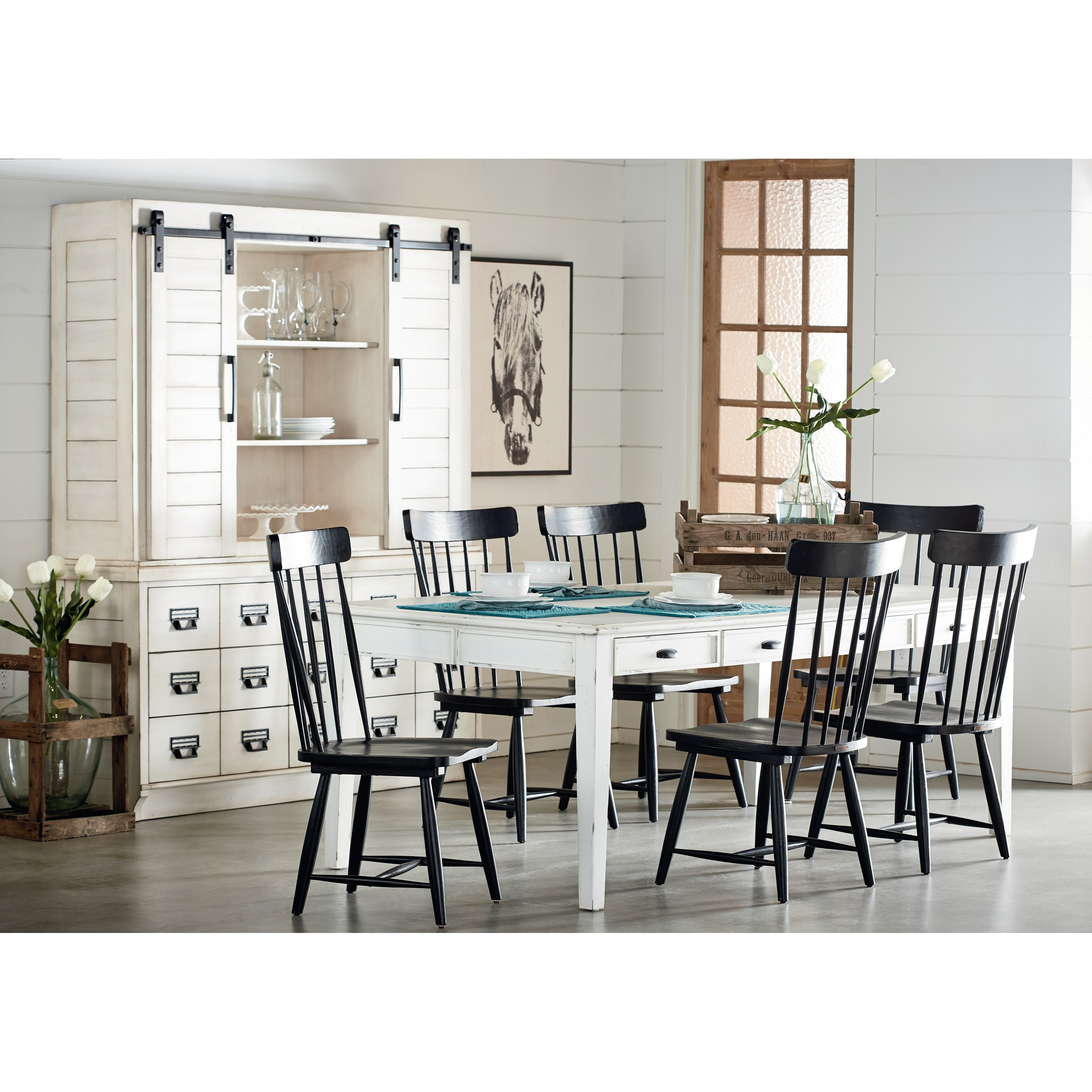 Kitchen Dining Group With 6 Table By Magnolia Home By