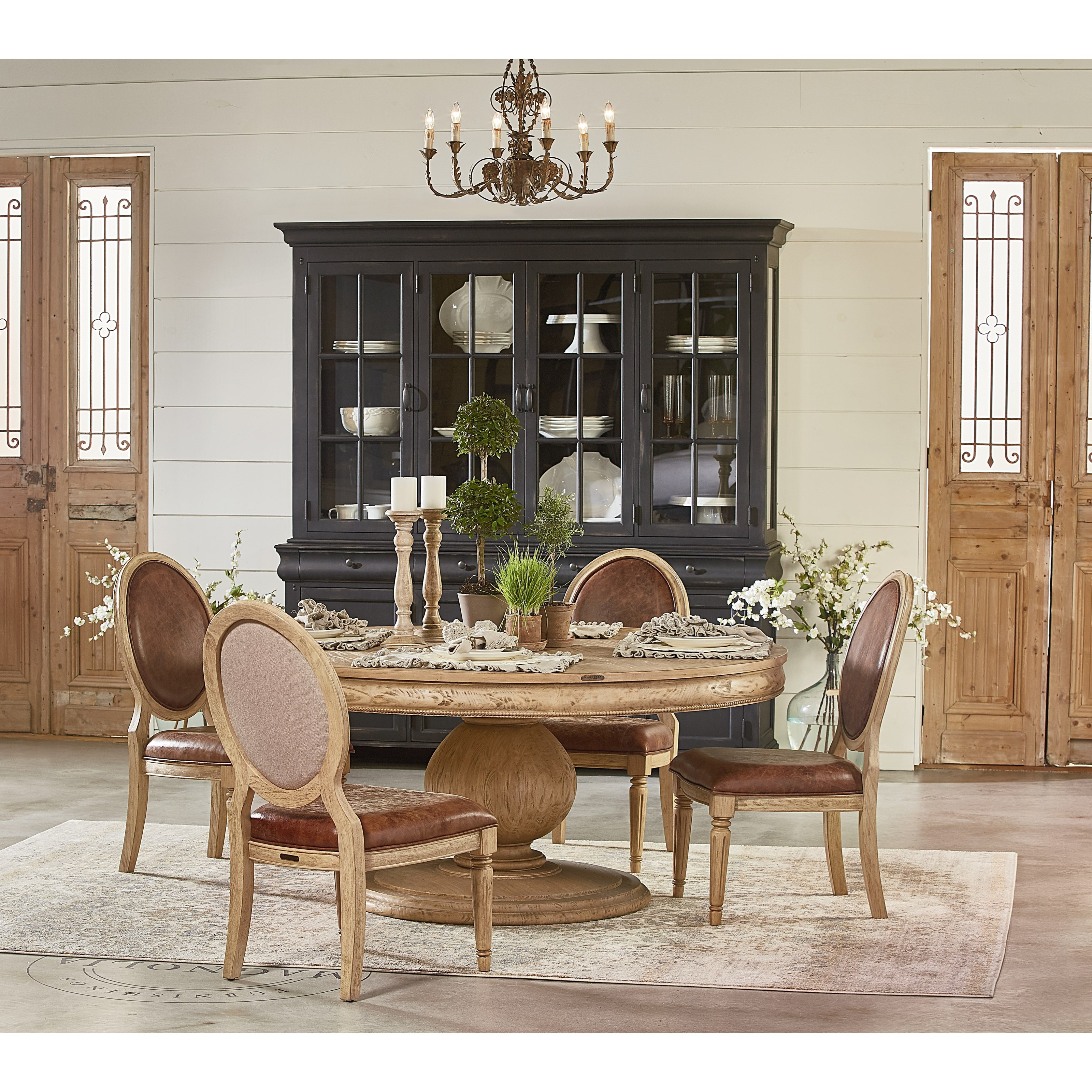 round table and chair set - Breakfast Table And Chairs Set