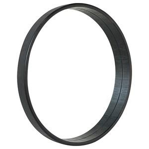 Brim Round Mirror