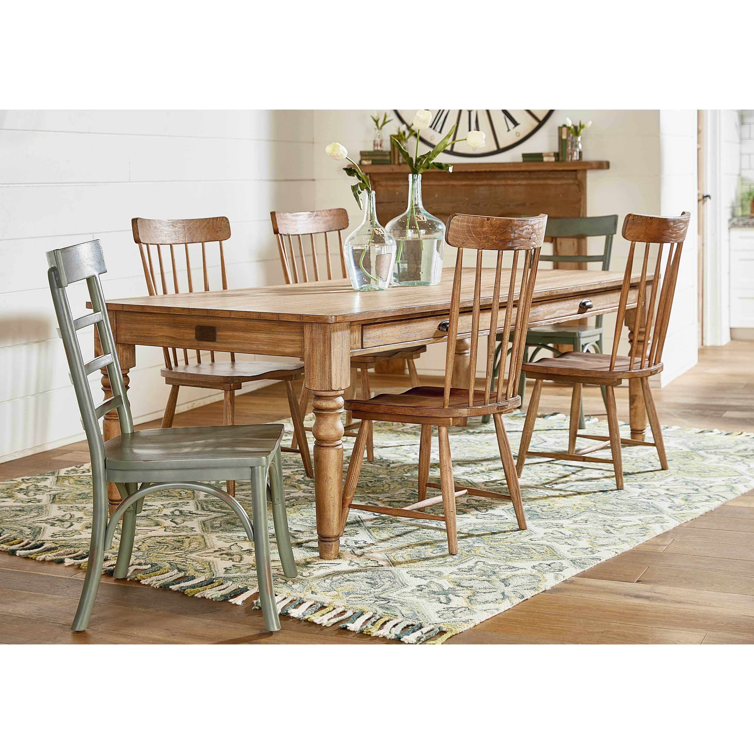 joanna dining table and chairs gallery