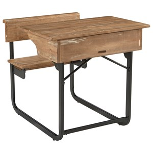 Primitive Schoolhouse Desk