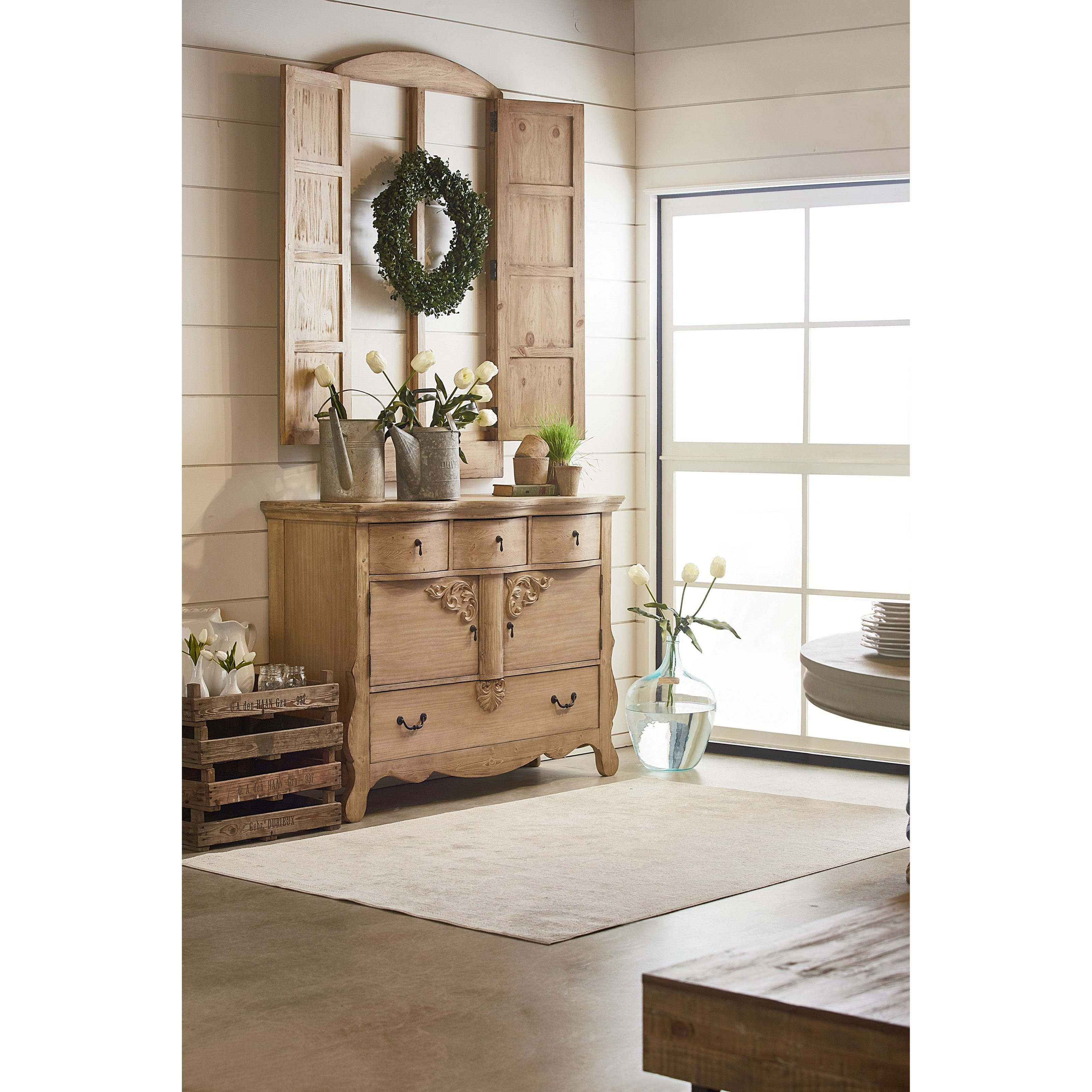 golden era sideboard chest by magnolia home by joanna gaines